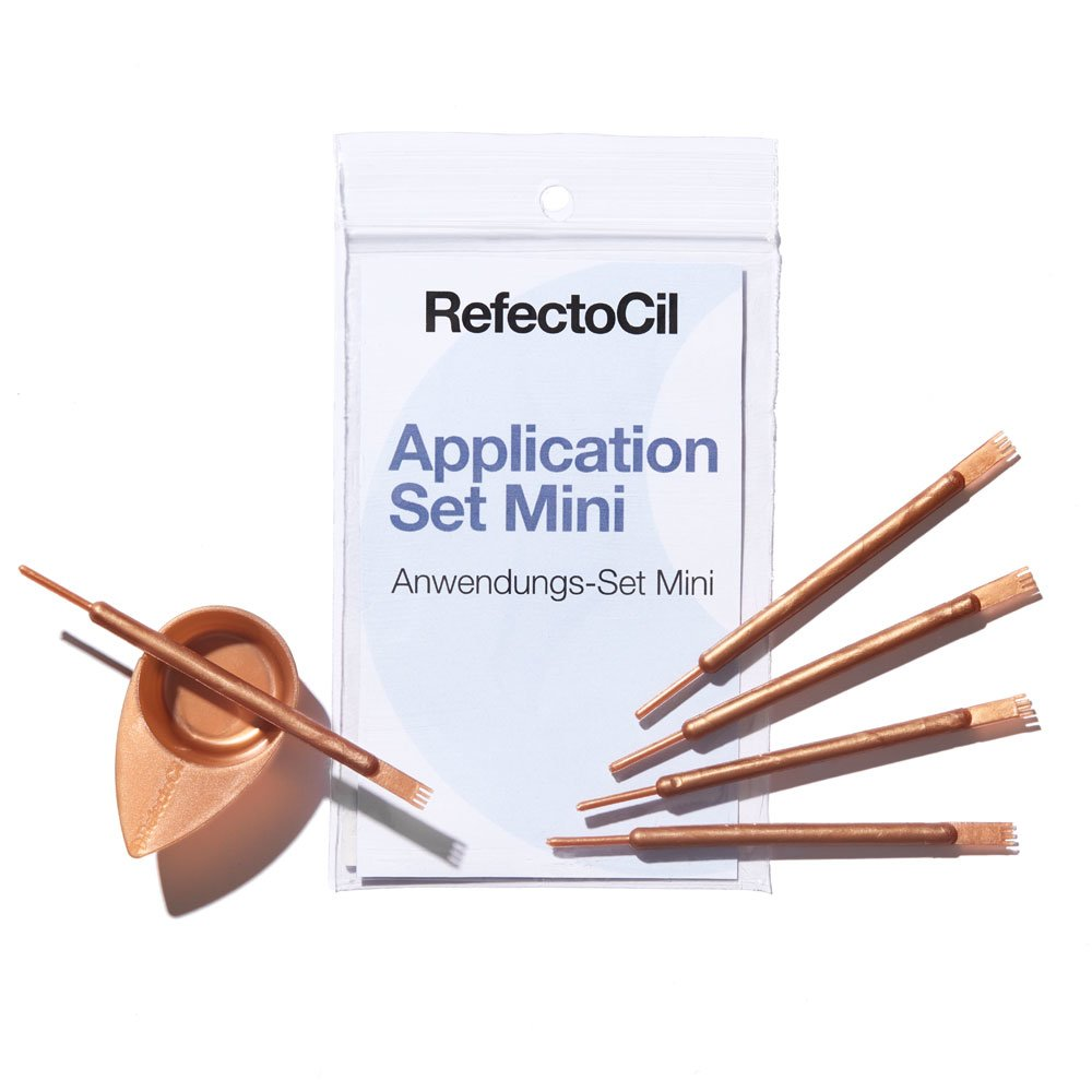RefectoCil Application Set Mini - Mini zestaw do aplikacji henny