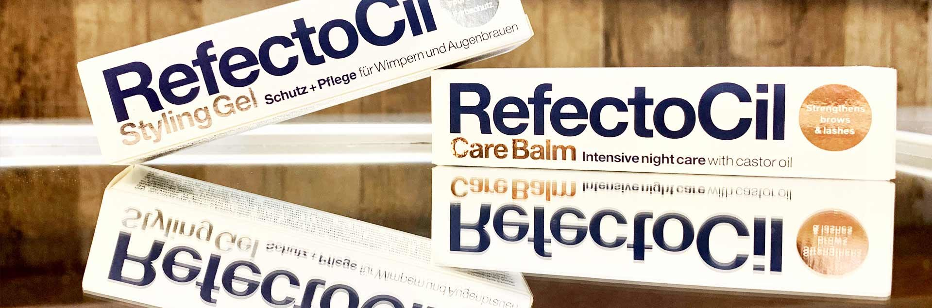 RefectoCil Care Balm & Stylig Gel